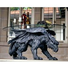 dragon coffee table photo 1 of 6 steampunk bearded enclosure drag