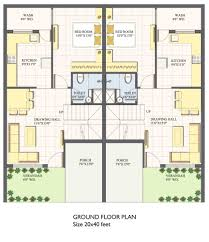 20 40 house plans north facing 20 x 40 house plans best of vastu for