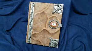 hocus pocus spellbook replica manual of witchcraft and alchemy blank book journal inspired