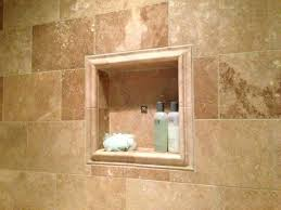 recessed shower shelf recessed shower shelf recessed tile shower shelf inserts