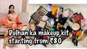 bridal makeup kit list bridal makeup kit under rs 1000 bridal makeup kit me kya kya hona chahiye