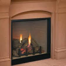 direct vent chimney installation gas fireplace basement insert with er