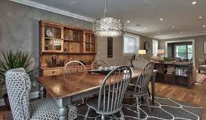 use diffe chairs in the same color image dw homes inc another way to create a mismatched dining area