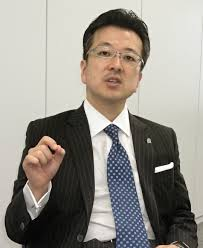 entrepreneur urges mindset change the times fostering innovation hiroyuki fujita a u s based entrepreneur speaks during an interview