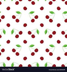 Cherry Pattern Unique Inspiration Ideas