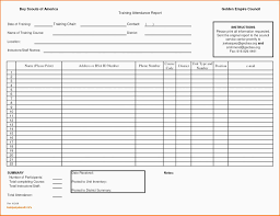 Attendance Tracker Free Free Employee Attendance Tracking Template With Tracker Excel 2019