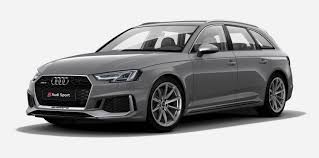 Audi Rs4 Colors Avant Check All Latest Colors 2019