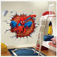 spiderman marvel superhero new spiderman wall decal