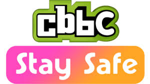Image result for bbc cbbc own it stay safe
