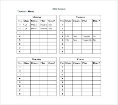 Homework Agenda Templates Homework Agenda Printable Planner Template Zoom Free Pages