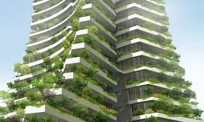 Vertical Gardens And Green Facades In The City Smart Magazine