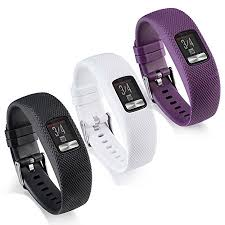 ZSZCXD Garmin Vivofit 4 Band, <b>Newest Silicone Replacement</b> ...