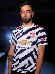 Click here to check out the manchester united third kit for the 2020/2021 season by adidas. New Manchester United Zebra Jersey 2020 2021 Mufc Third Shirt 20 21 Zigzag Stripes Football Kit News