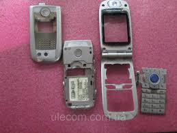 Корпус б.у оригинал для Motorola MPx220 ...
