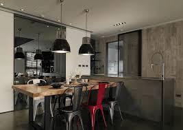 Modern Asian Kitchen Industrial Asian Kitchen Interior Design Ideas