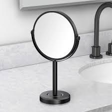 Conair Lighted Makeup Mirror Black Matte Gatco 1386mx Latitude Ii Makeup Mirror Matte Black