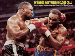 Mitt Romney Lasts 2 Rounds Vs Evander Holyfield In Boxing  NY Evander Holyfield Bench Press