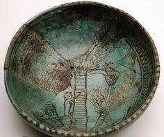 Сакура цветет, пара пиал, керамика ручной работы   Керамика в ...