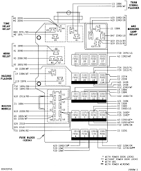 just bought a 1996 dodge decota 2x4 as a work truck blowing fuses 2000 dodge dakota fuse box layout at 2000 Dodge Dakota Fuse Box Diagram