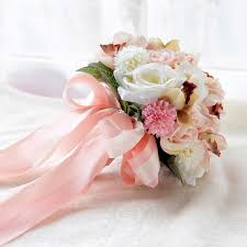 Fairy Bridal Bouquets Pink Wedding Accessories Bridal Flowers 2018 New Arrival Wedding Bouquets Flowers Delivery Funeral Flowers From Lpdqlstudio
