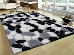 contemporary wool rugs and dog