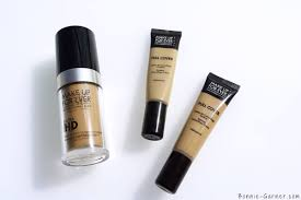 make up for ever ultra hd liquid foundation full cover concealer 6 7