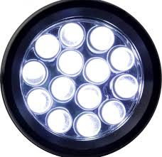 Promotional Led Lights Torch With 14 Led Lights