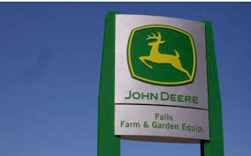 the company carries equipment from many name brands such as john deere