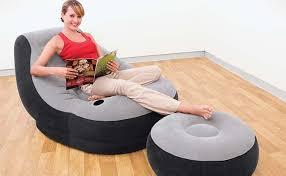 intex inflatable furniture. intex inflatable chair u0026 foot rest furniture i