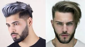 Cool Short Hairstyles For Men 2019 Best Hair Coloring For Men 2019
