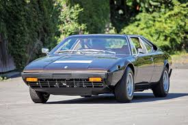 Colour silver metallic combined with a blue cloth / leathercloth interior and blue carpet. 1979 Ferrari 308 Gt4 Sports Car Market