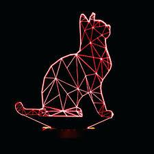mood lighting app for iphone new cool night lamp cat animal shapes bedroom lights micro mood lighting