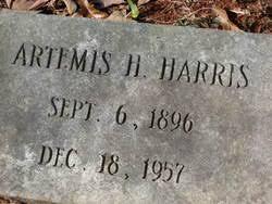 Artemis Harris Harris (1896-1956) - Find A Grave Memorial