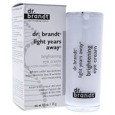 Dr Brandt Light Years Away Brightening Cream Dr Brandt Light Years Away Brightening Eye Cream 0 5 Oz