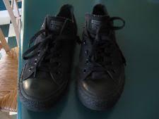 converse 150824c. converse chuck taylor low canvas black on (men sz 7) (wo\u0027s 9) 150824c h