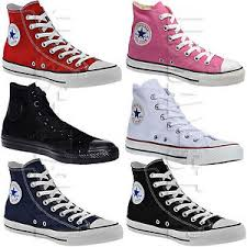 converse all star high tops. image is loading converse-all-star-hi-tops-mens-womens-unisex- converse all star high tops t