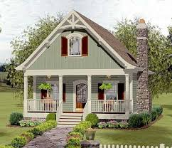 Small Picture Plan 20115GA Cozy Cottage With Bedroom Loft Bedroom loft