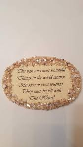 sea shell quotes words to live by inspitational quotes with a little bit of the seashore seashell signs seashell quotes wood signs shell signs