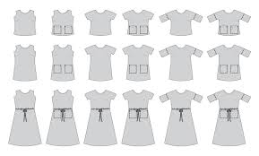 Downloadable Sewing Patterns Best Lottie Dress Shirt PDF Sewing Pattern Christine Haynes