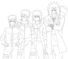 Jeux De Coloriage Naruto 7 On With Hd Resolution 1024x900 Pixels
