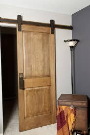 sliding barn doors interior. Barn Door Interior Xbrace Shown Installed With Sliding In Size 2592 X 3872 Doors
