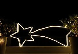 Amazonde Weihnachtsdeko Fenster Led Sternschnuppe