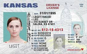 Legitfakeid Id Fake Kansas Card