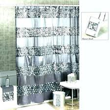 grey ruffle curtains grey ruffle curtains shower curtain target large size of and gray near
