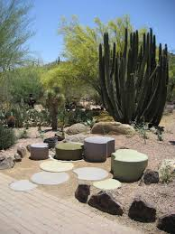 Small Picture Modren Desert Garden Ideas And More On Corner In Your By With Design