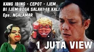 Kang ibing juga dikenal sebagai pelawak yang tergabung dengan grup lawak de'kabayan yang. Download Wayang Bobodoran Ibing Mp4 3gp Naijagreenmovies Netnaija Fzmovies