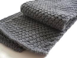 Free Knitting Patterns For Scarves Interesting Knitting Patterns Galore Extra Warm Men's Scarf