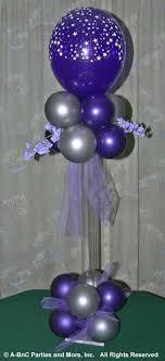 tall balloon wedding centerpiece kit