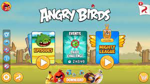 Angry Birds | Exton Linux