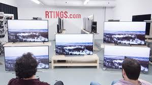 Samsung Smart Tv Comparison Chart The 7 Best 4k Tvs Winter 2019 Reviews Rtings Com